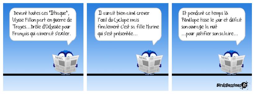 L'Odyssée Fillon