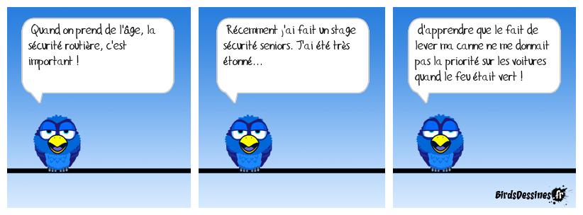Prévention sécurité seniors