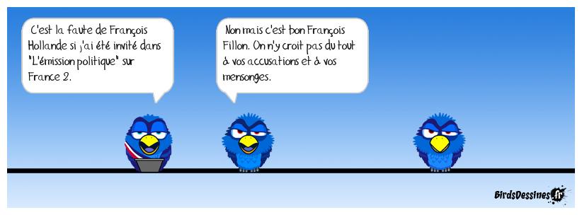 La faute à Hollande ce titre