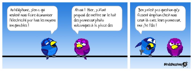 Allo ? Bijour Madame...