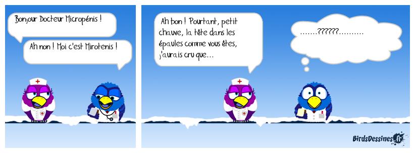 UN JOUR AU DÉTOUR D'UN COULOIR D'HOPITAL...