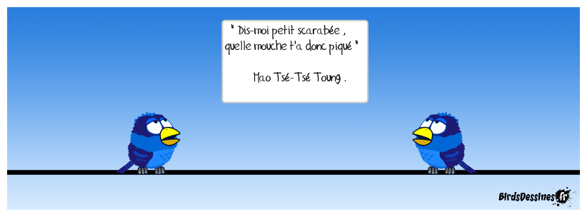 Proverbe à la chinoise...!!