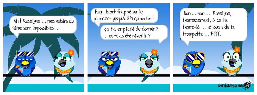 Fête des voisins au Monde des Oiseaux