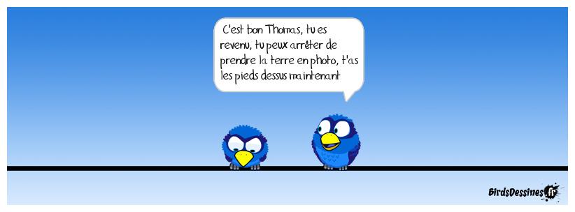 Thomas, le retour