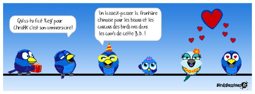 ♪♫♪ Bon anniversaire VIEUX ♪♫♪