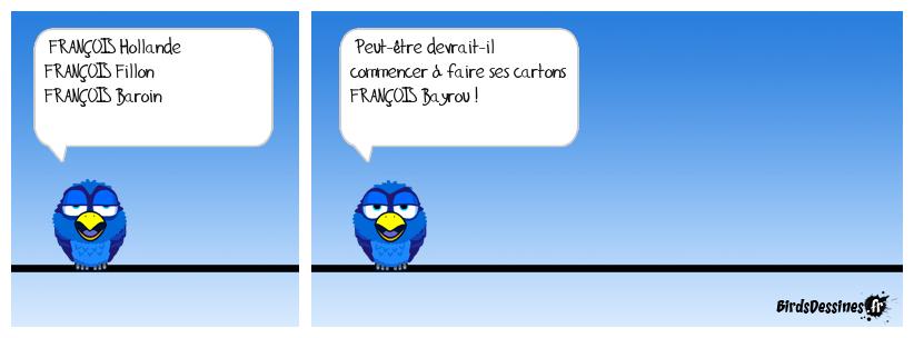 l'année (mauvaise !) des François