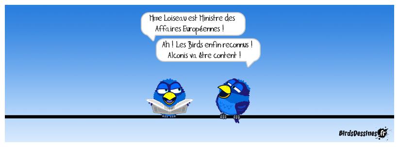 Les Birds prennent leur essor !