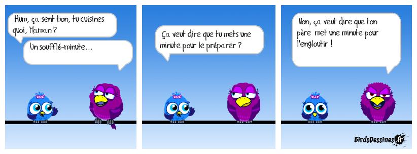 Soufflé-minute