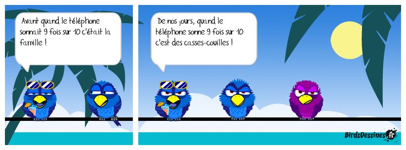 GASTON Y A TÉLÉPHON QUI SON...♫♪♪♫