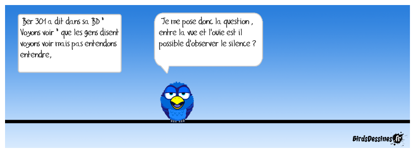 Bonne question !