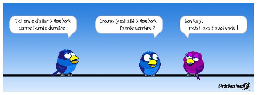 ♪ Groumpfy a une envie ... ♪