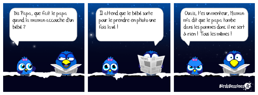 Question bébé