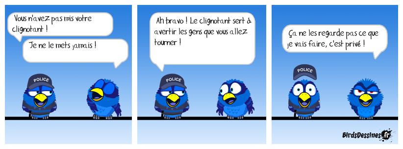 CONTRÔLE DE POLICE...11