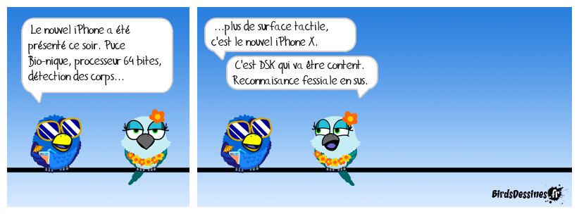 iPhone DSK