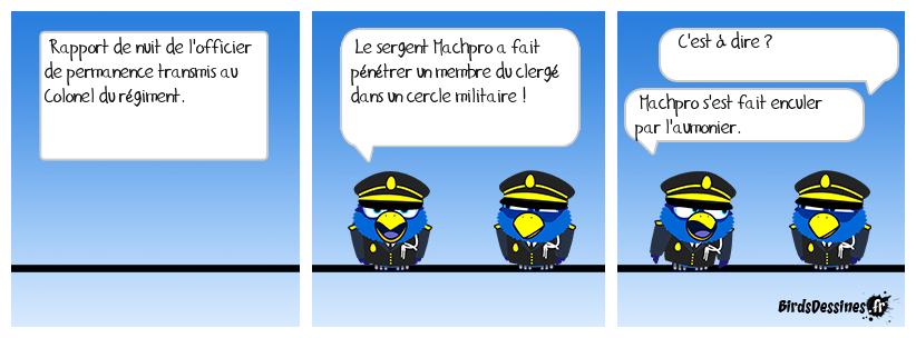 Le cercle militaire
