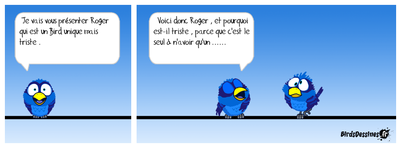 Verbi contre l'injustice d'un Bird...!!