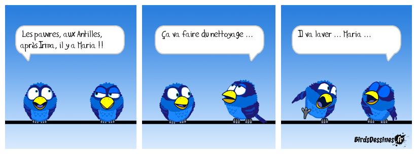 Tornade bleue