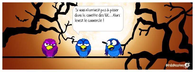LA PENSÉE DU JOUR DE MISTER BLUES...3