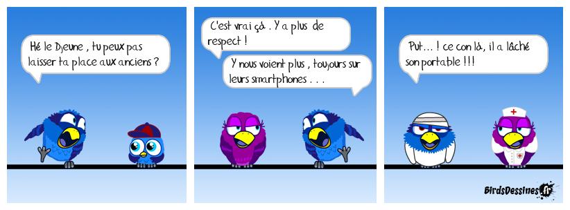 Respect Bon Diou !