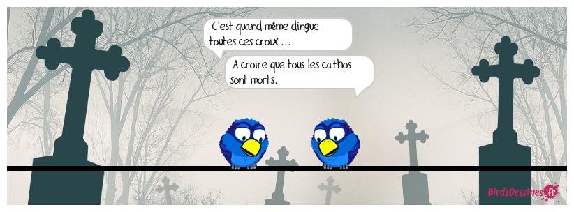 Crois (x) y ...