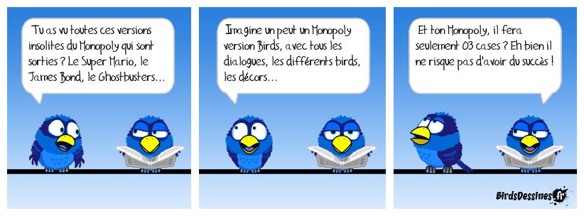 Rue de la paix...rue du bird