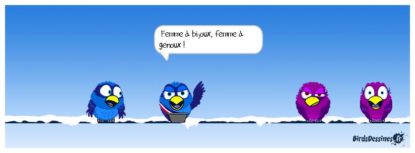 LA PENSÉE DU JOUR DE MISTER BLUES...11