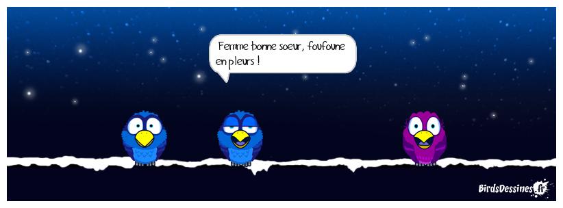 LA PENSÉE DU JOUR DE MISTER BLUES...12