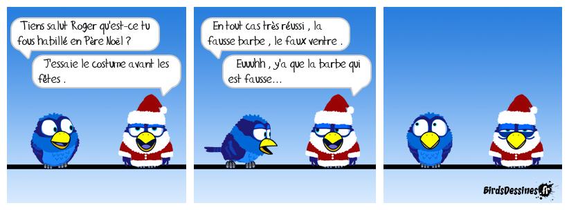 ♪♪ Petit gros papa Noël...♪♪...!!