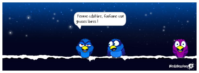LA PENSÉE DU JOUR DE MISTER BLUES...22