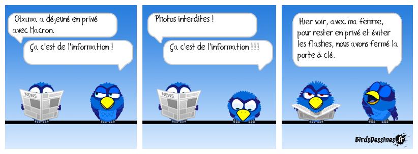 Ça c'est de l'information !