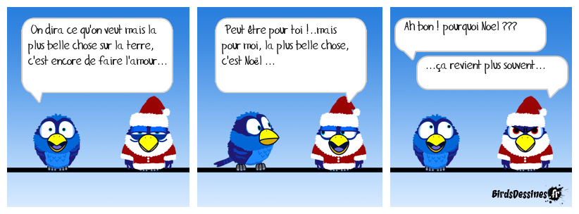 L'amour de Noel...