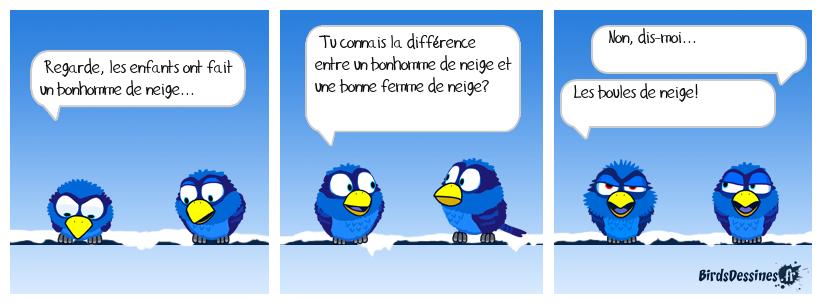 Blagounette hivernale