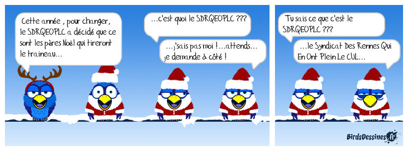 Le SDRQEOPLC...