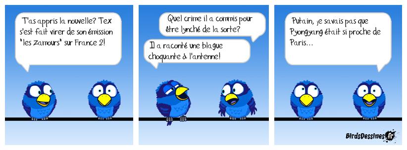 Liberté, liberté bannie-eeeeeeeeee....