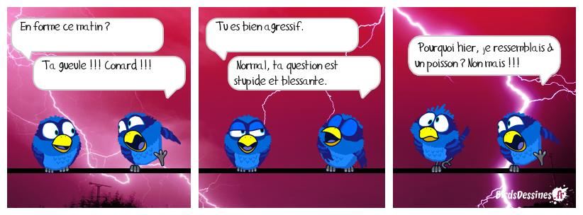 Humour ou Humeur