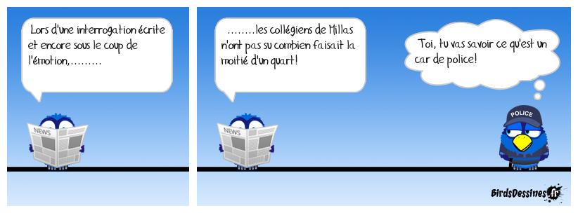 tierce collision