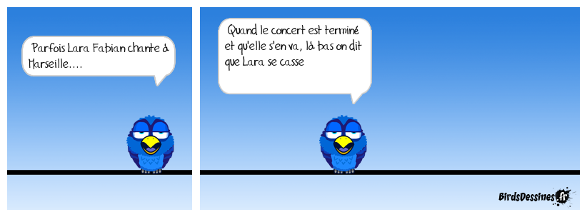 sacrés Marseillais !