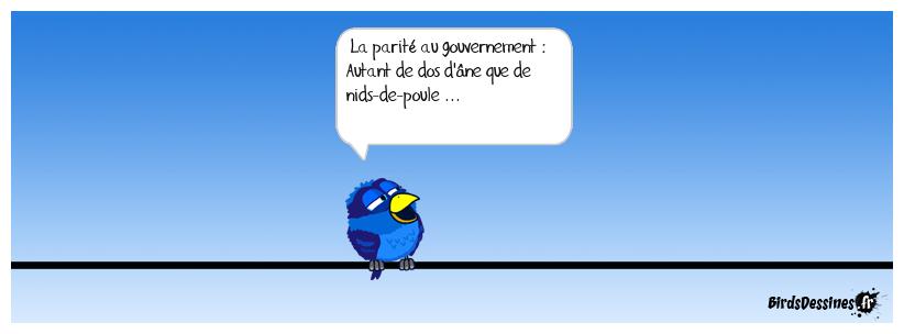 Le gouvernement clopin-clopant ...