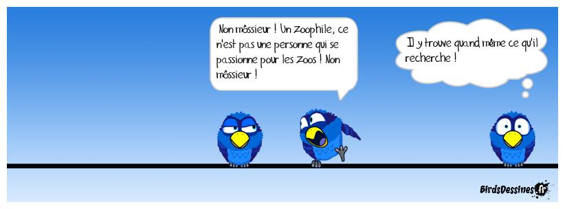 Zoo = paradis des zoophiles