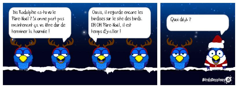 Birdises de Noël !