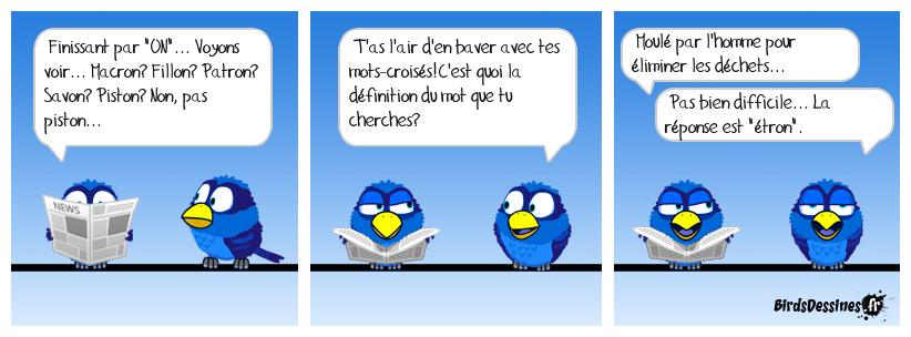 Cruciverbistes, à vos ...ons!
