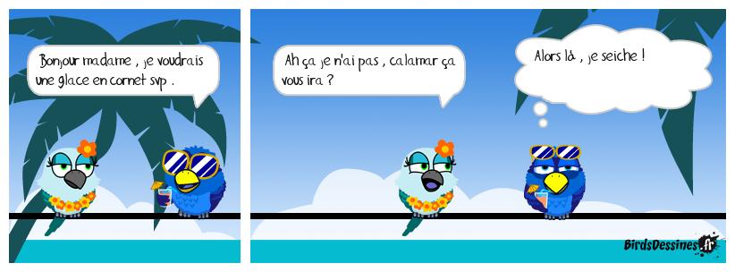 Manque de pieuvre...!!