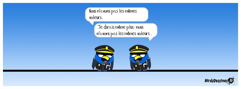 Différence entre police et gendarmerie