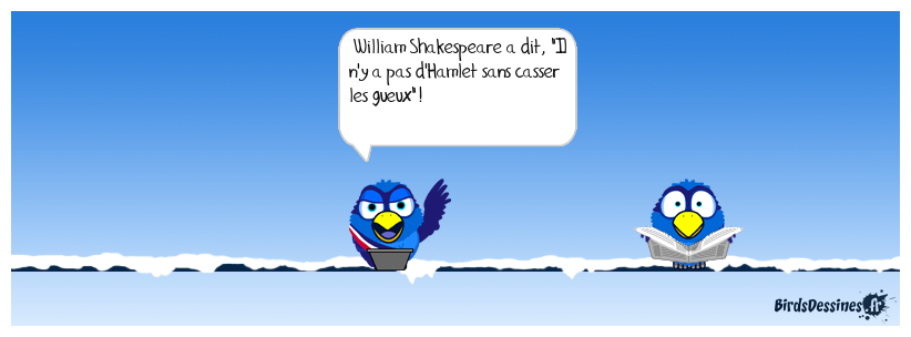 LE DICTON DE WILLIAM