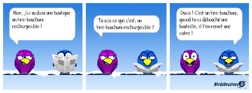 HISTOIRE DE TIRE-BOUCHONS...(VÉRIDIQUE)