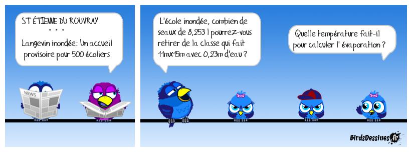 ♫ Le Coin-coin du matin ♫ 17/01/18 ♫