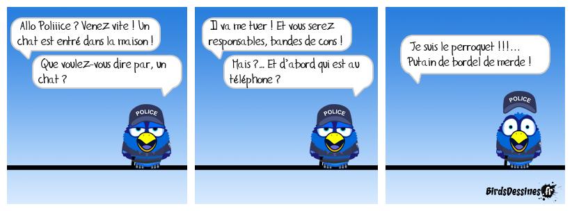 L'APPEL AU SECOURS