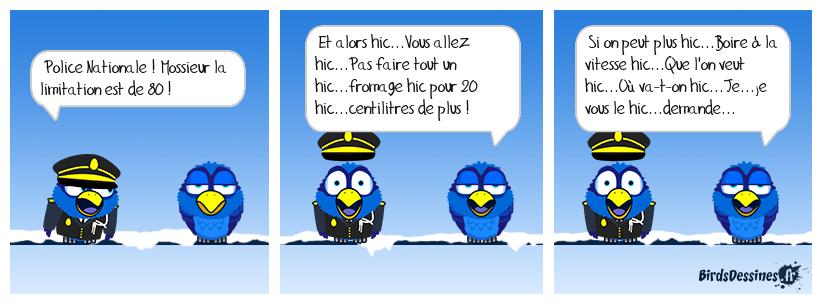 CONTRÔLE DE POLICE...16