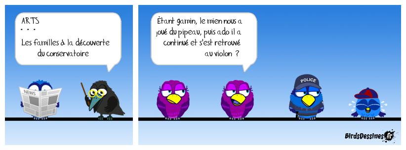 ♫ Le Coin-coin du matin ♫ 12/02/18 ♫
