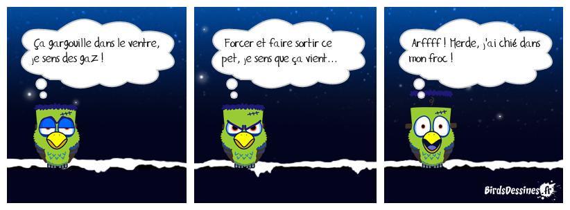 ITINÉRAIRE D'UN P...FOIREUX